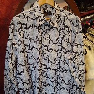 Bugatchi button down shirt